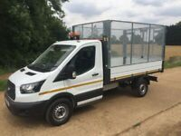 SAME DAY RUBBISH & HOUSE CLEARANCE-GARDEN-GARAGE-OFFICE-BUILDERS WASTE-JUNK REMOVAL-MAN & VAN