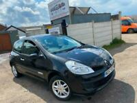 RENAULT CLIO 1.5 dCi 68 Campus 2007 3dr 2 KEYS FULL SERVICE HISTORY LOW MILEAGE