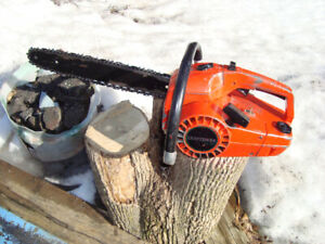"""Chainsaw - 34cc/14"""" Craftsman 2.1/14 (Fully Serviced)"""