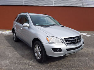 2008 Mercedes-Benz M-Class ML320 CDI SUV GREAT CONDITION SOLD