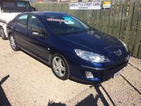 Peugeot 407 2.0 55 reg 1 year mot nice big car drives lovely
