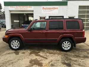 2008 Jeep Commander Sport SUV, Crossover