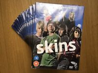 NEW Skins Series 2 DVD box set (shrink wrapped) I've got 12 copies