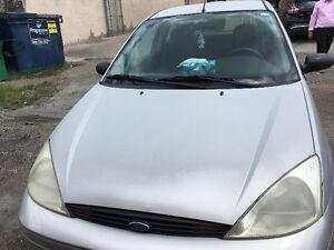 2000 Ford Focus Hatchback
