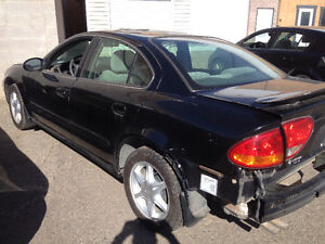 2004 olds 2.2 echo tech engine and transmission
