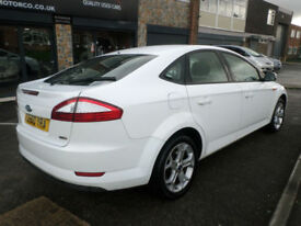 2010 Ford Mondeo 1.8TDCi ( 125ps ) Sport 5DR 60 REG DIESEL WHITE