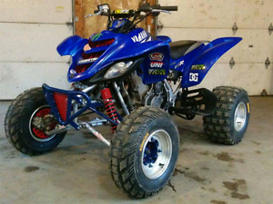 2001 raptor 660 with ownership