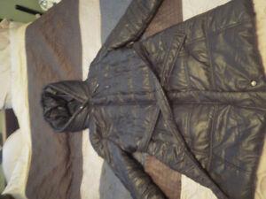 Size Large Winter Maternity Coat - Black Belleville Belleville Area image 1