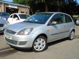 2008 08 FORD FIESTA 1.2 STYLE CLIMATE 16V 3D 78 BHP