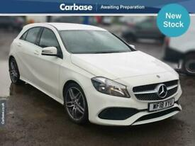 image for 2018 Mercedes-Benz A Class A160 AMG Line 5dr HATCHBACK Petrol Manual