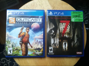 Two PS4 games for $20.