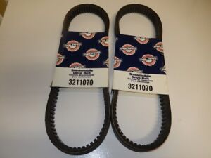 Polais Snowmobile Drive Belts