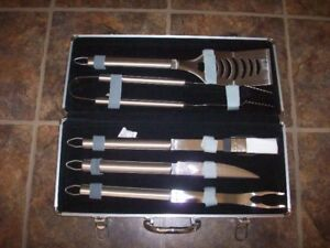 3 Different BBQ Sets