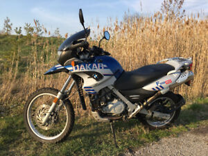 2006 F650GS Dakar Dual-Sport - In Fantastic Shape