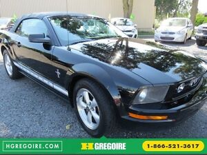 2007 Ford Mustang V6 PONY AUT A/C MAGS DECAP GR ELECTRIQUE