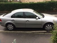 Ford mondeo 1.8 2005 plate