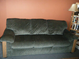 couch and love seat
