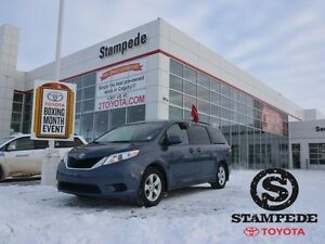2014 Toyota Sienna 5DR LE 8-PASS FWD   - Certified