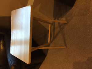 Two Side Solid wood end Tables