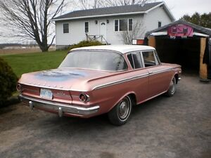 1962 RAMBLER HOT ROD/RAT ROD $6500