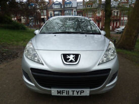 Peugeot 207 1.4 ( a/c ) ( 09 ) S 3 MONTHS NATIONWIDE WARRANTY INCLUDED