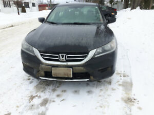 2014 Honda Accord LX $9500 on road