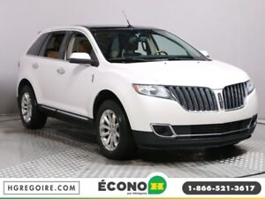 2011 Lincoln MKX AWD A/C GR ELECT CUIR TOIT MAGS