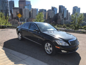 2008 Mercedes-Benz S-Class 4.7L Sedan S450 - Very Low KMs