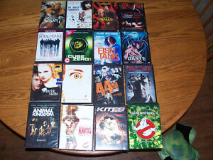 16 DVDs For $15