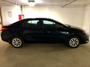 2017 Toyota Corolla Lease Takeover
