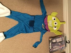 Kids Toy Story and Pirate Costume