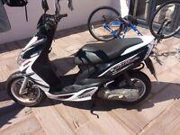 Yamaha Jog rr 50cc Scooter Moped