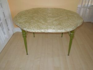 1950's Original Formica Kitchen Table
