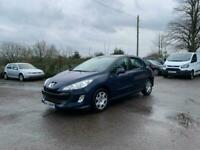 2009 Peugeot 308 1.6 HDi S 5dr LHD + FRENCH REGISTERED + LEFT HAND DRIVE