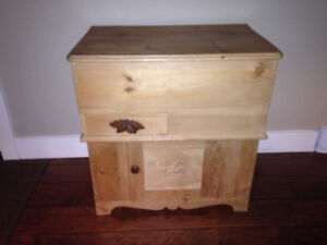 Beautiful 1800s Antique Dry Sink