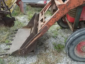 Massey Feruson 50 Gas with P.Steering Sarnia Sarnia Area image 3
