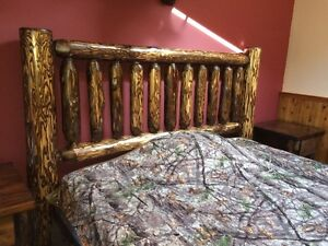 Hand crafted Timber beds by locall Co.17yrs running Comox / Courtenay / Cumberland Comox Valley Area image 9