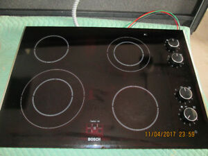 COOKTOP / STOVETOP - ELECTRIC
