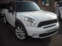 Mini Countryman Cooper S All4 5dr PETROL MANUAL 2011/60