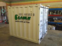 Mini Ship. Container c/w Trailer Haul: Strathmore AB May 25/29