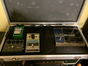 Stage master pedal board (briefcase style)