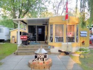 For Sale - Park Villa Cape Cod Style Trailer