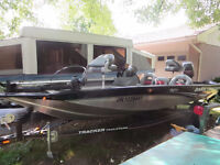 2007 Tracker Pro Team 175 TXW       **FORSALE OR TRADE**