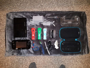 Nintendo Wii U system and games