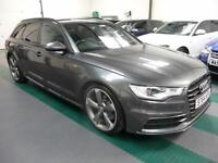 Audi A6 Avant 3.0TDI ( 245ps ) S Tronic 2014MY quattro Black Edition