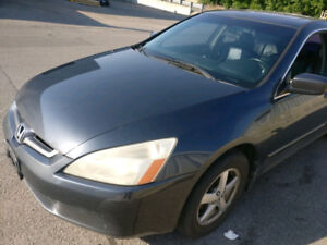 2005 Honda Accord EX - CLEAN Title - Great Condition