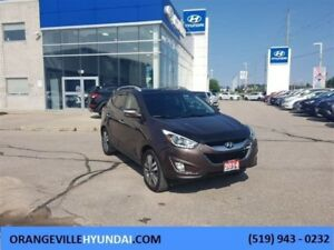 2014 Hyundai Tucson AWD - Leather/NAV/Pano Roof