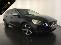 2012 62 VOLVO V60 R-DESIGN D2 AUTO DIESEL ESTATE SERVICE HISTORY FINANCE PX