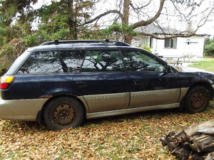 2003 Subaru Outback Hatchback West Island Greater Montréal image 3