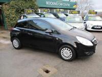 Vauxhall/Opel Corsa 1.0i 12v ( a/c ) 2008 Life 71000MLS LOW TAX/INSURANCE